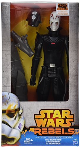 """Star Wars Hero Series 12"""" Inquisitor"""