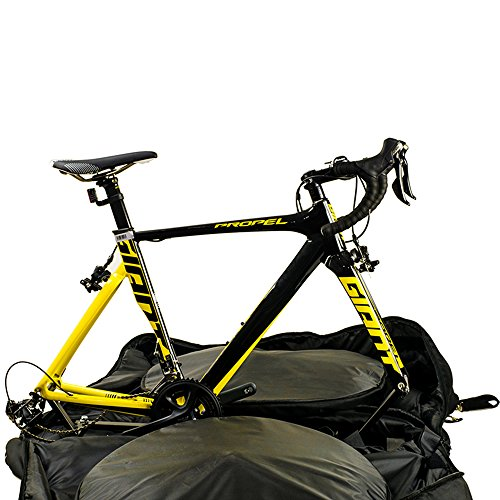 Muses Poem Road and Mountain Bike Travel Transport Bag Bicycle Carry Bag by bike case 002 (Image #6)