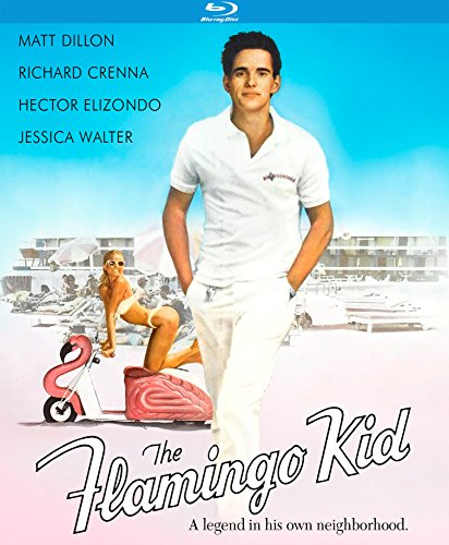 The Flamingo Kid [Blu-ray]
