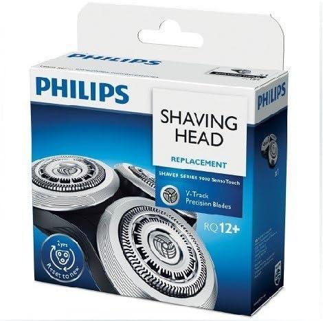 Philips RQ12 - Lote de cabezales para afeitadora RQ1250 RQ1260 ...