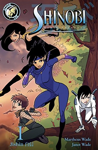 Amazon.com: Shinobi: Ninja Princess #1 eBook: Martheus Wade ...