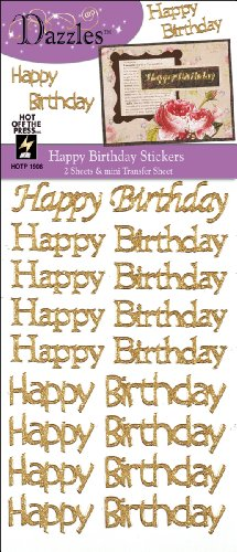 Hot Off Press Sheets Happy Greetings product image