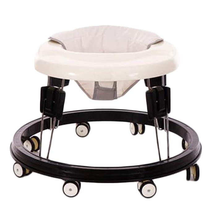 Andadores Ajustables para bebés con cojín de Asiento de PU para ...