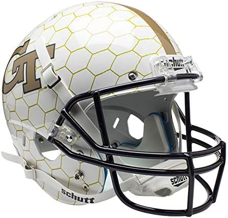 70% OFF Outlet Schutt NCAA Georgia Tech online shop Helmet Replica Collectible