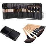 BESTOPE Premium Synthetic Makeup Brushes Makeup Brush Set Cosmetics Foundation Blending Blush Eyeliner Face Powder Brush Makeup Brush Kit