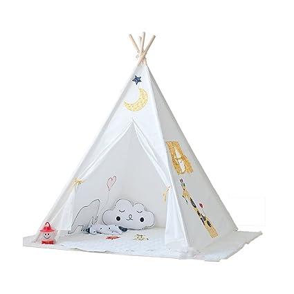 TING- Tienda de juegos para niños Patrón de estrella roja y ciervos amarillos Patrones de