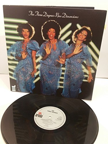 THE THREE DEGREES, new dimensions, ARLH 5012 [Vinyl]