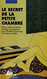 Front cover for the book Le Secret de la petite chambre by Elisabeth Suetsugu