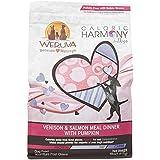 Weruva Caloric Harmony, Venison & Salmon Meal Dinner with Pumpkin Dry Dog Food, 4lb Resealable Bag