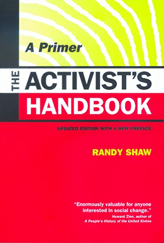 The Activist's Handbook: A Primer Updated Edition with a New Preface -