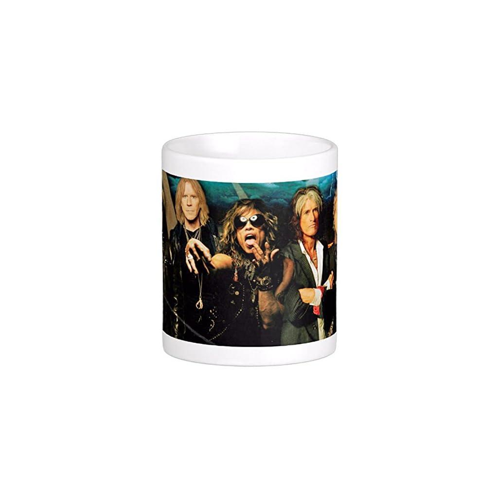 Aerosmith Taza Rock & Roll Hall of Fame