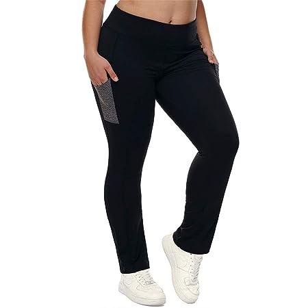 Yujiakz Pantalones de Yoga para Adelgazar Cintura Alta para ...