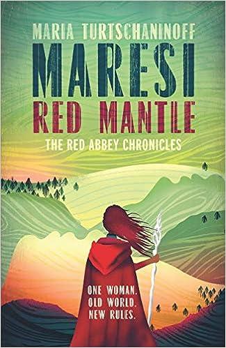 Amazon Fr Maresi Red Mantle Maria Turtschaninoff Annie