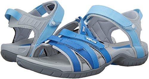 Femme Blue Teva Tirra Sandales W 40 qTwzxv1w