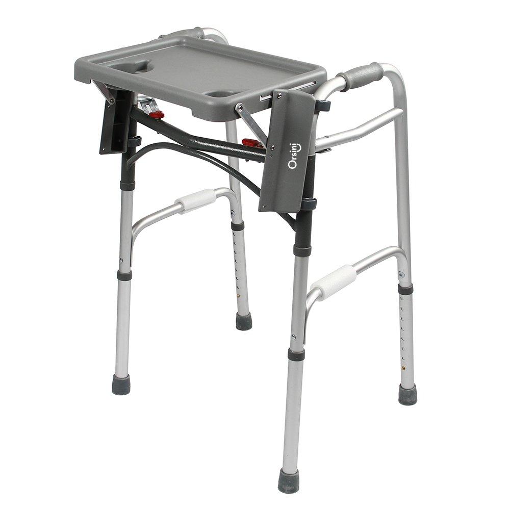 Amazon.com: Orsini Walker Flip Tray, Universal Gray: Health U0026 Personal Care
