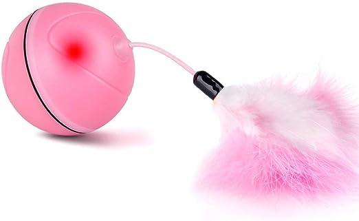 Juguetes Interactivos para Gatos Bola de Carga USB Juguete para ...