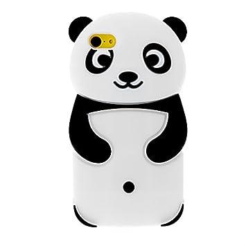 Rebanna Silicone Panda coque iPhone dp BXVTTO