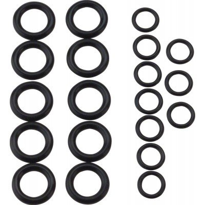Avid Fitting and Coupling O-Rings for Pro Bleed Syringe Bag of 10 - Coupling O-ring