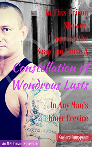 (In This Prison Shower, Dropping the Soap Can Cause a Constellation of Wondrous Lusts in Any Man's Inner Crevice: An MM Prison Novelette (Alaskan Prisoners ... Steam and Stab Stentorian Lies Book 1))