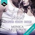 Trois secrets entre nous | Livre audio Auteur(s) : Monica Murphy Narrateur(s) : Vera Pastrélie