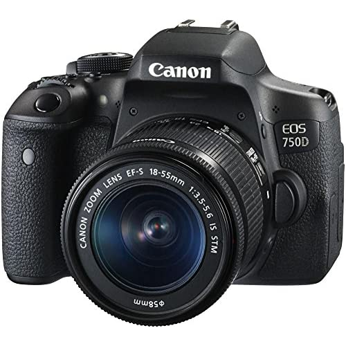 Canon Rebel T6i / 750D Digital SLR Camera Bundles (Ultimate Bestselling DigitalAndMore Bundle!)