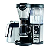 Ninja Coffee Bar with Thermal Carafe and and Auto-iQ One Touch Intelligence - CF087 (Certified Refurbished)