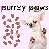 Pet Soft Nail Caps For Dog Claws PINK GLITTER XXL SIZE * Purrdy Paws Brand, protectors, kitty, nails Supply Store/Shop