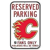 NHL Plastic Sign