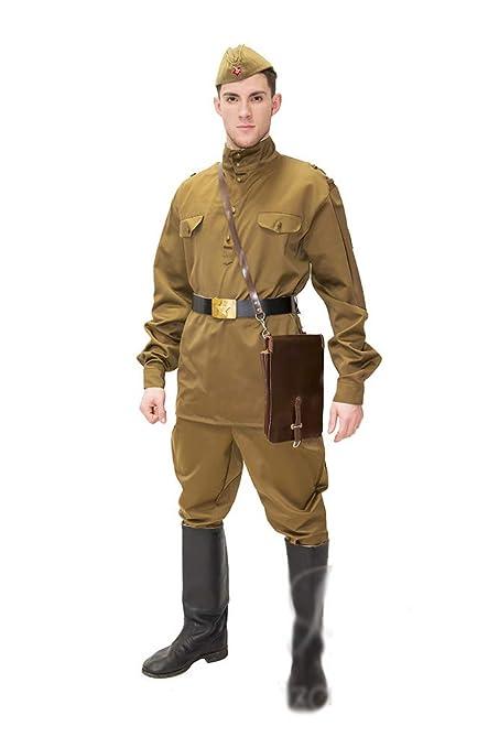 Uniforme Jacket + Pants Olive gimnasterka Traje Militar ...
