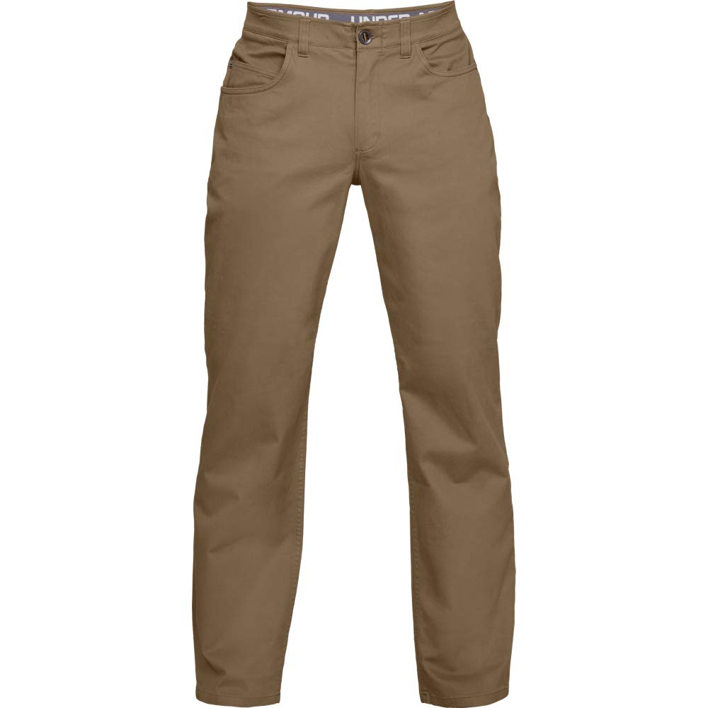 Under Armour Men's Payload Pants, Coyote Brown (728)/Coyote Brown, 30/34 by Under Armour