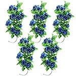 StillCool-5PCS39-FT-Artificial-Rose-Vines-Fake-Silk-Flowers-Rose-Garlands-Hanging-Rose-Ivy-Plants-for-Wedding-Home-Office-Arch-Arrangement-Decoration