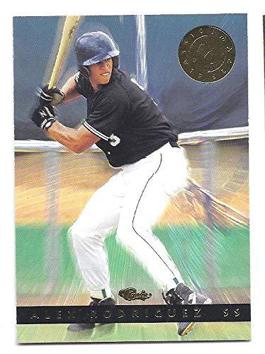 Alex Rodriguez 1993 94 Classic Images Four Sport 3 Rookie