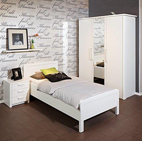Nolte Delbrück Schlafzimmerset \'SAPHIR nd\' in weiß matt,verschiedene ...