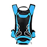 docooler 12L Waterproof Cycling Bicycle Bike Shoulder Backpack Ultralight Sport Outdoor Riding Travel Mountaineering Hydration Water Bag