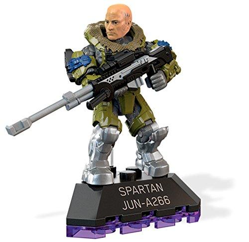 Mega Construx Halo Spartan Jun-A266 Building Set (Halo Reach Best Sniper Armor)
