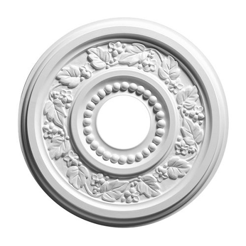 Raised Plaster (Focal Point 16 Inch Diameter Ceiling Medallion 81816 Clements Schmidt House)