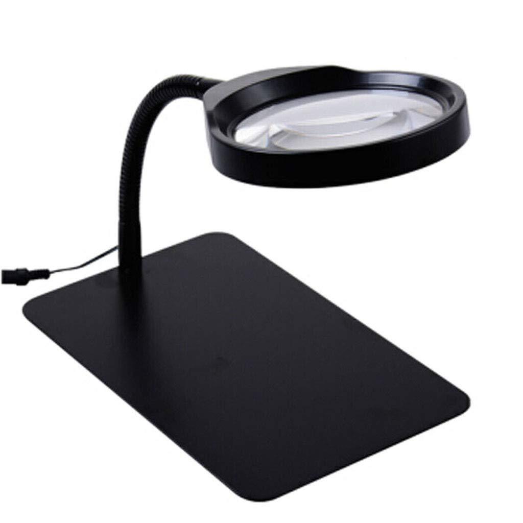 超高品質で人気の ルーペ- B07KHTHZMP ルーペ- 10倍の金属の拡大鏡は、デスクランプを読むためのLED照明 B07KHTHZMP, ブランドピースLUXURY:79c442dd --- a0267596.xsph.ru