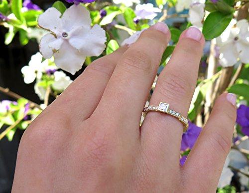 Diamond-engagement-ring-Unique-engagement-ring-Princess-diamond-ring-Engagement-diamond-ring-Unique-engagement-ring-Princess-diamond