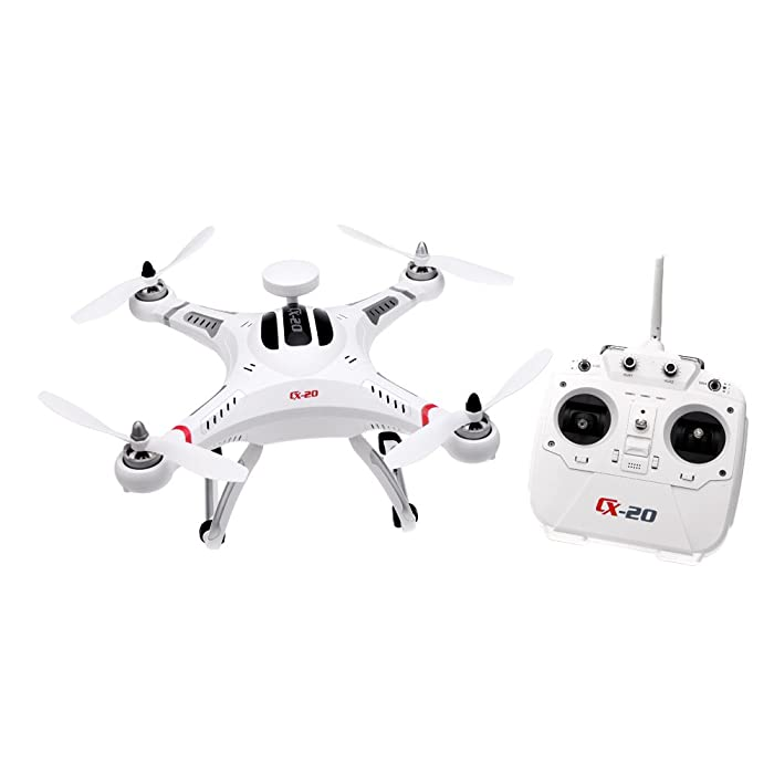 Quadcopter Reviews: Cheerson GPS Quadcopter CX-20