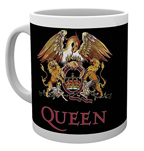 (Queen Color Crest Mug)