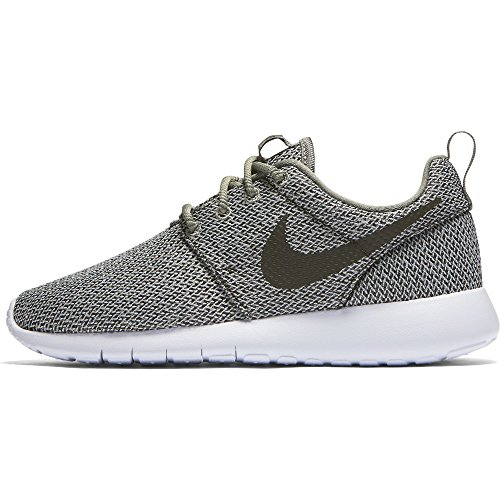 Nike Bambini Roshe Una Scarpa Da Corsa Stucco Scuro / Sequoia-light Bone