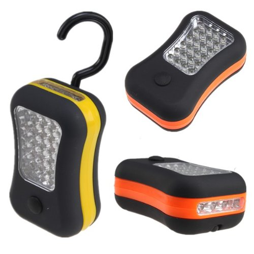 Magnetic Hanging Flashlight Outdoors Function