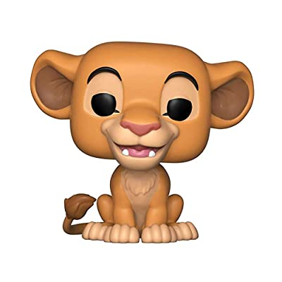 Funko Pop! Disney: Lion King - Nala Toy, Multicolor: Toys & Games