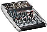 Behringer Xenyx QX1002USB Premium 10-Input 2-Bus Mixer with USB/Audio Interface