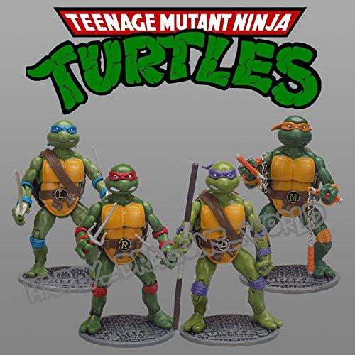 Mutant Ninja Turtles Classic Collection Action Figures TMNT Toys