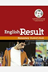 English Result: Elementary: Student's Book with DVD Pack: General English four-skills course for adults Paperback