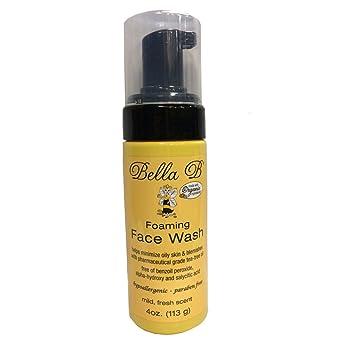Bella B Foaming Face Wash