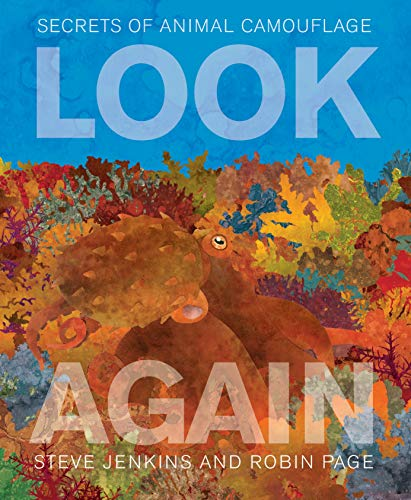 Book Cover: Look Again: Secrets of Animal Camouflage