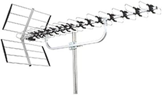 Antena SAC Electronics 71 Elemento-Ganancia Muy Alta: Amazon ...