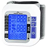 Best Wrist Heart Monitors - Easy@Home Digital Wrist Blood Pressure Monitor with Heart Review